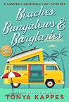 Book cover for Beaches, Bungalows, and Burglaries (A Camper & Criminals Cozy #1)