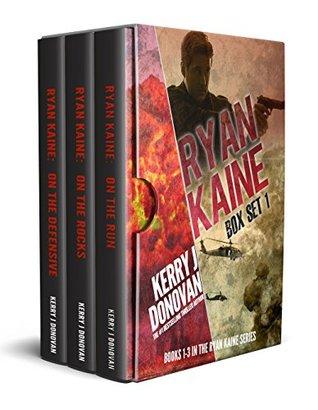Ryan Kaine: Box Set 1 (Ryan Kaine #1-3)