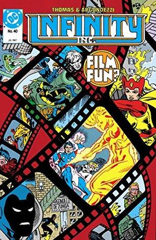 Infinity, Inc. (1984-1988) #40 (Infinity Inc. (1984-1988))