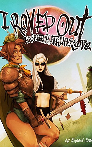 I Roved out: Adult comics only for adult