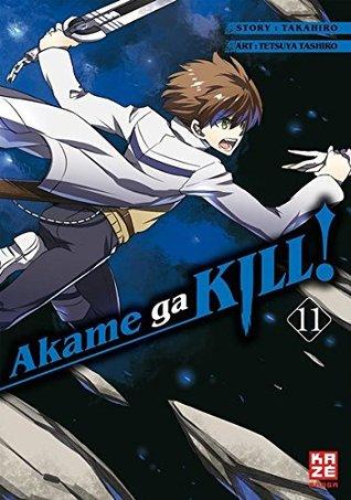 Akame ga KILL! 11 par Takahiro