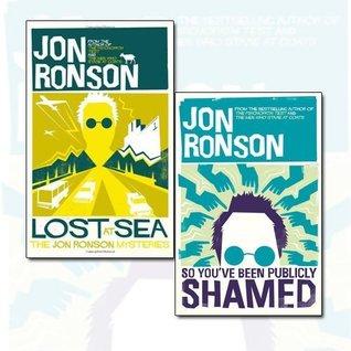 Jon Ronson 2 Books Bundle Collection