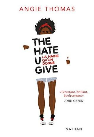 The Hate U Give - THUG (GF 8-10 ANS)