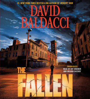 The Fallen (Amos Decker #4)  - David Baldacci