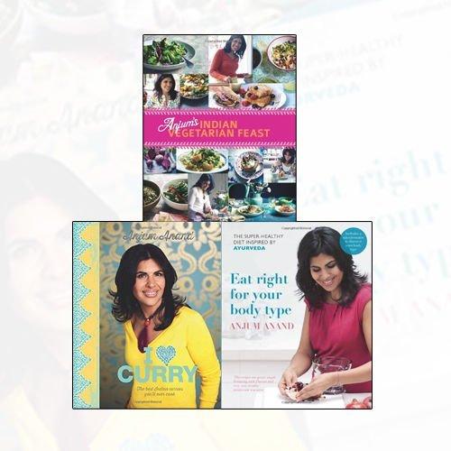 Anjum Anand Collection 3 Book Bundle