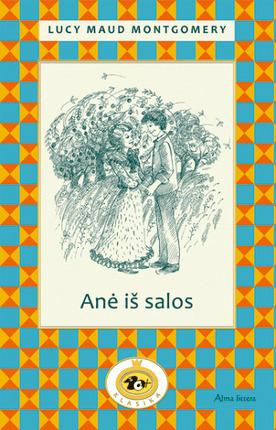 Anė iš Salos (Anne of Green Gables, #3)