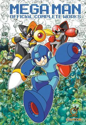Mega Man: Official Complete Works por Capcom, Keiji Inafune