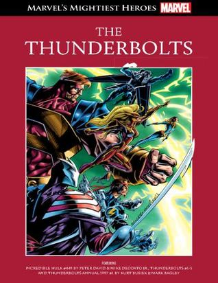 The Thunderbolts (Marvel's Mightiest Heroes Graphic Novel Collection #88)