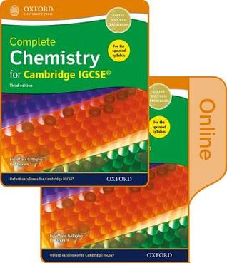 Complete Chemistry for Cambridge IGCSE [with eBook Access Code]