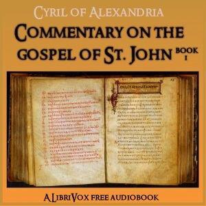 Commentary on the Gospel of John, Book 1