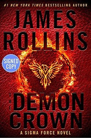 The Demon Crown - Signed / Autographed Copy