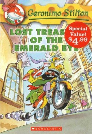 Geronimo Stilton #1: The Lost Treasure of the Emerald Eye: Special Value Edition