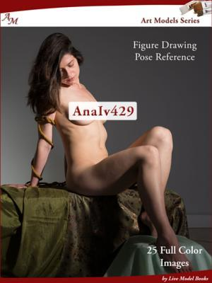 Art Models Anaiv429: Figure Drawing Pose Reference