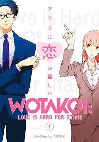 Wotakoi: Love is Hard for Otaku Vol. 1