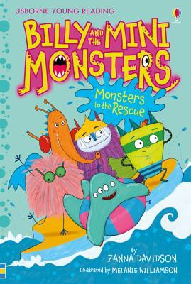 Monsters to the Rescue (Billy and the Mini Monsters, #3)