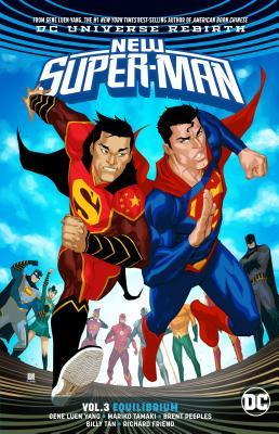 New Super-Man, Vol. 3: Equilibrium