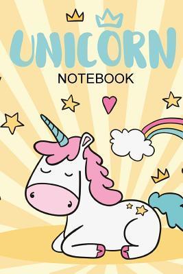 Unicorn Notebook: The Magic of Unicorns