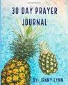 30 Day Prayer Journal