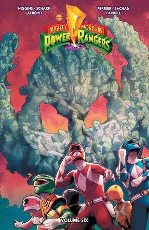 Mighty Morphin Power Rangers, Vol. 6