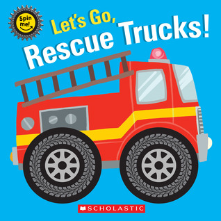 Let's Go, Rescue Trucks!