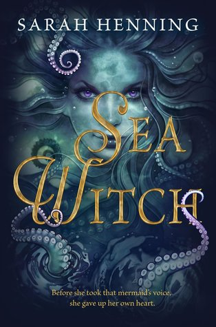 Preorder Sea Witch by Sarah Henning