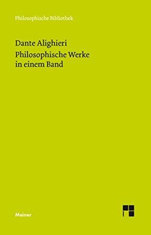 Philosophische Werke in einem Band (Philosophische Bibliothek 679)