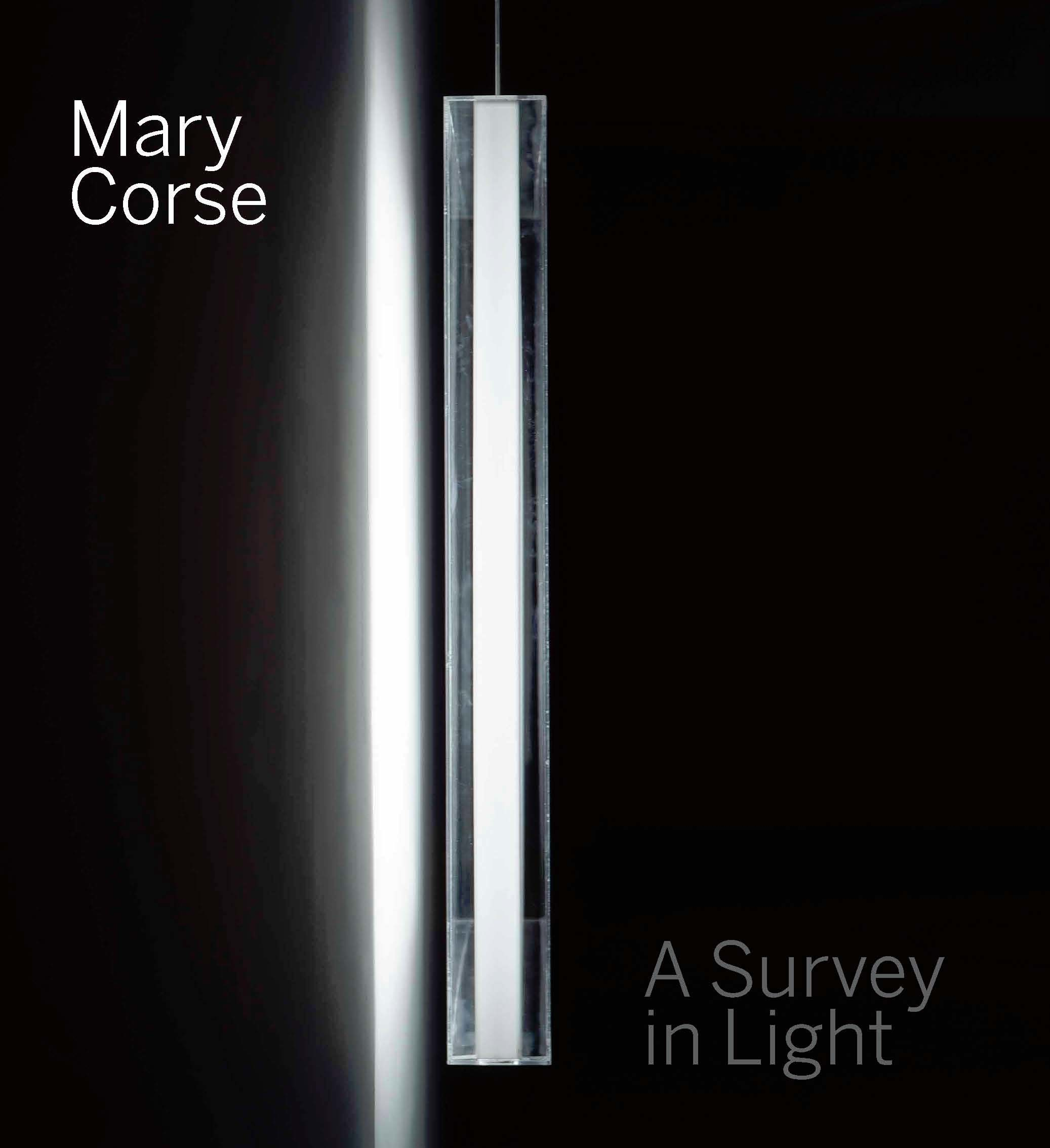 Mary Corse: A Survey in Light