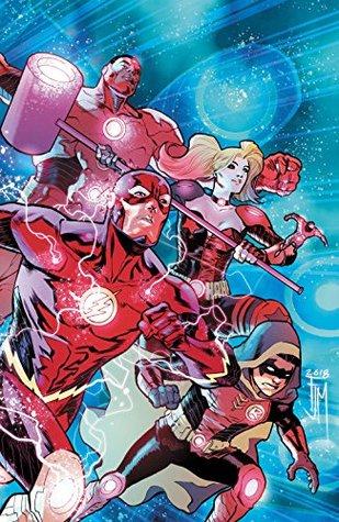 Justice League: No Justice (2018-) #4