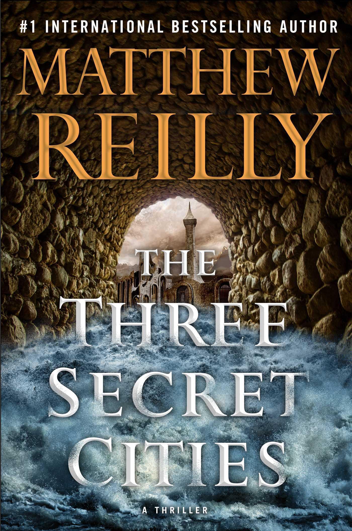 The Three Secret Cities (Jack West Jr #5)