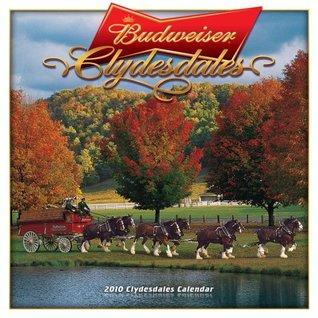 Budweiser Clydesdales 2010 Wall Calendar