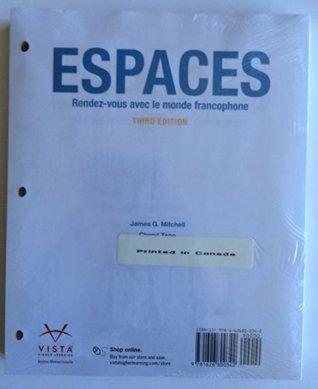 Espaces: Rendez-vous avec le monde francophone [with Supersite Code]