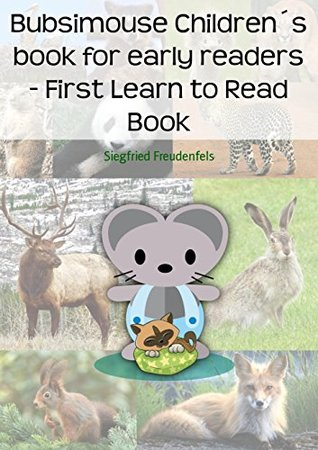 Bubsimouse Children's book for early readers - First Learn to Read Book: A free children's book with easy stories for beginner readers