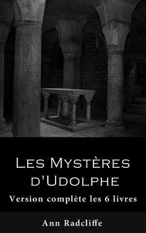 Les Mystères d'Udolphe (Version complète les 6 livres)Nouveau titre 1