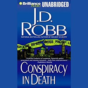 Conspiracy in Death by J.D. Robb