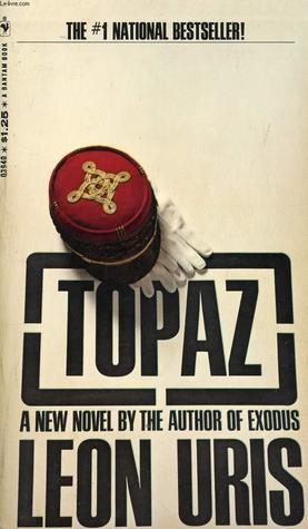 Topaz by Leon Uris
