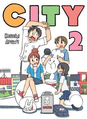 CITY, 2 (CITY, #2)