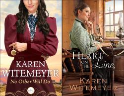 Ladies of Harper's Station 1-2 (Ladies of Harper's Station #1-2)
