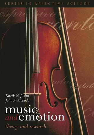 Music and Emotion: Theory and Research