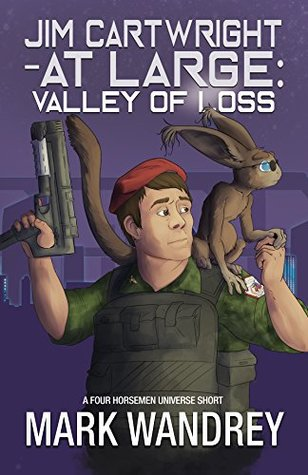 Valley of Loss (Jim Cartwright at Large Book 2)