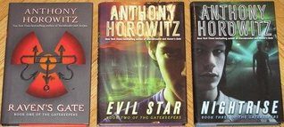 Raven's Gate / Evil Star  / Nightrise (The Gatekeepers #1-3)