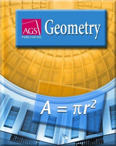 Geometry Workbook Answer Key