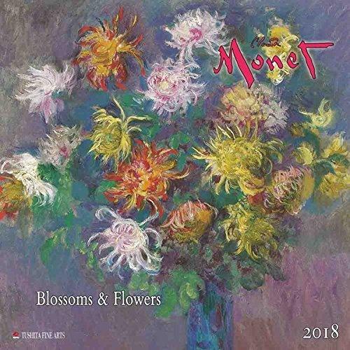 Claude Monet Blossoms & Flowers (180584) (Fine Arts)
