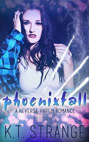 Phoenixfall (The Rogue Witch, #2)
