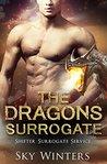 Dragon's Surrogate (Shifter Surrogate Service, #1)