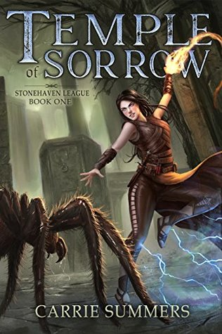 Temple of Sorrow (Stonehaven League #1)