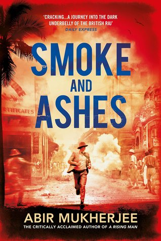 Smoke and Ashes (Sam Wyndham #3)
