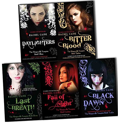 Morganville Vampires, Series 3 By Rachel Caine 5 Books Collection Set