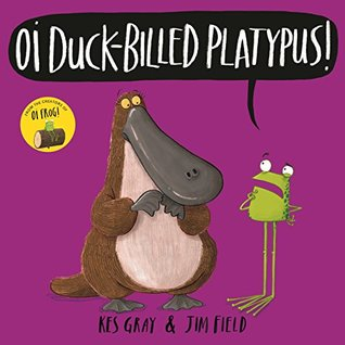 Oi Duck-billed Platypus! Audiobook