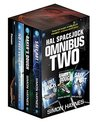Hal Spacejock Omnibus Two: Hal Spacejock books 4-6, plus Framed