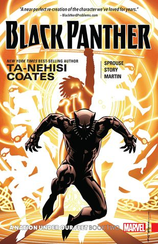Black Panther, Vol. 2: A Nation Under Our Feet, Book 2